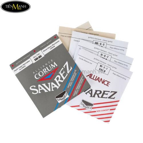 Bộ Dây Đàn Guitar Classic Savarez 500ARJ