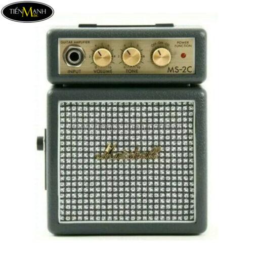 Ampli đàn Guitar Micro Marshall MS-2C