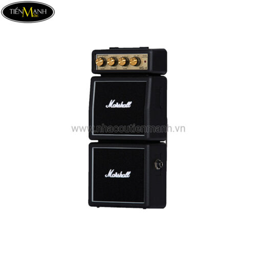 Ampli Đàn Guitar Mini Micro Stack Marshall MS-4