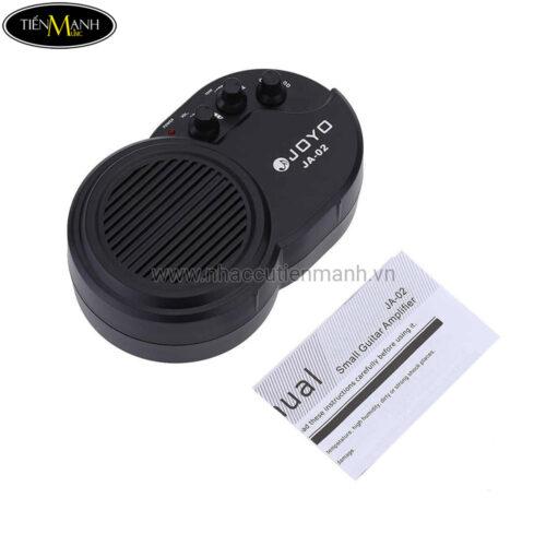Ampli Guitar Mini Joyo JA-02 (Amplifier Clean Distortion Effects - Loa 3W)