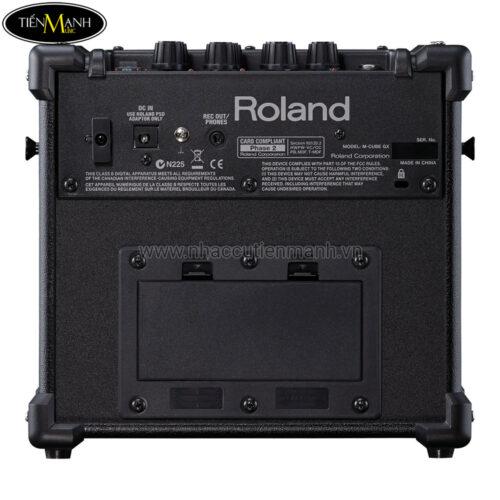 Ampli Guitar Roland M-CUBE-GX