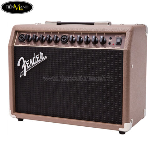 Amplifier Fender ACOUSTASONIC 40 230V EU