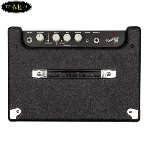 Amplifier Guitar Bass Fender Rumble 25 V3 230V EUR