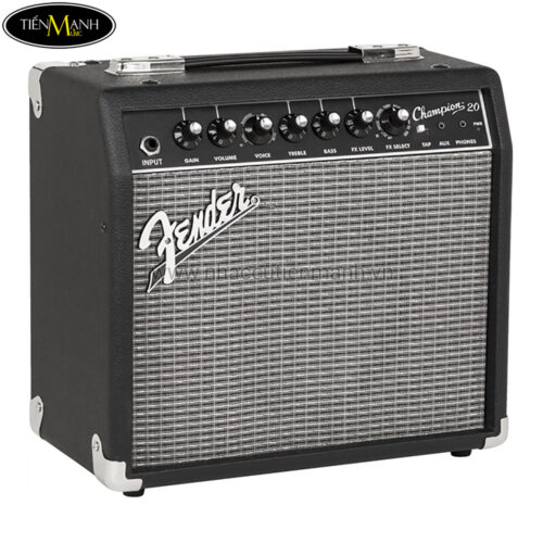 Ampli Guitar Fender Champion 20 230V EU