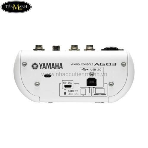 Bàn Trộn Mixer Yamaha AG03