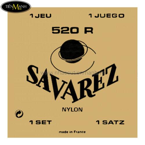 Bộ Dây Đàn Guitar Classic Savarez 520R