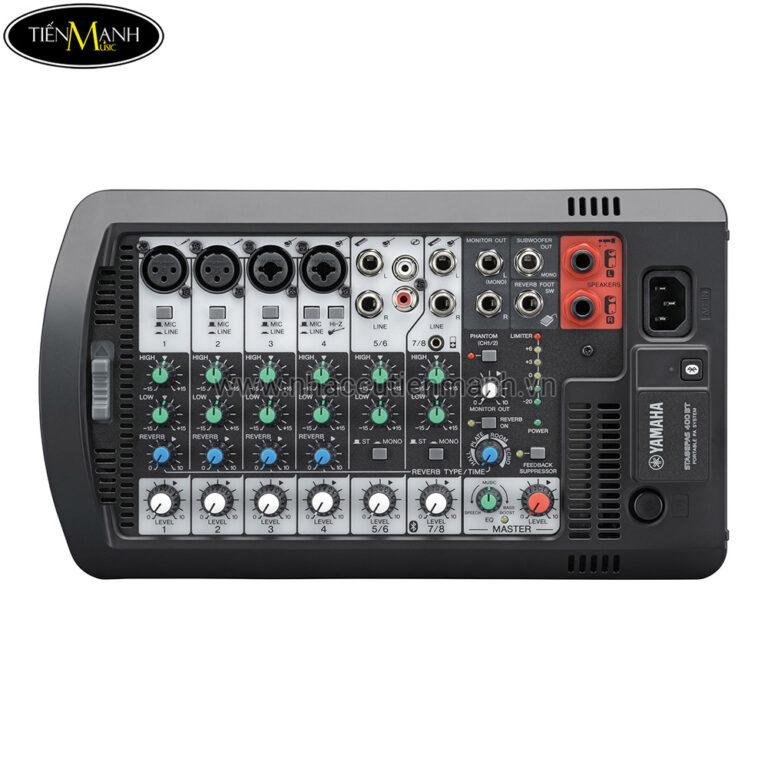 Bộ Loa và Ampli Yamaha STAGEPAS 400BT