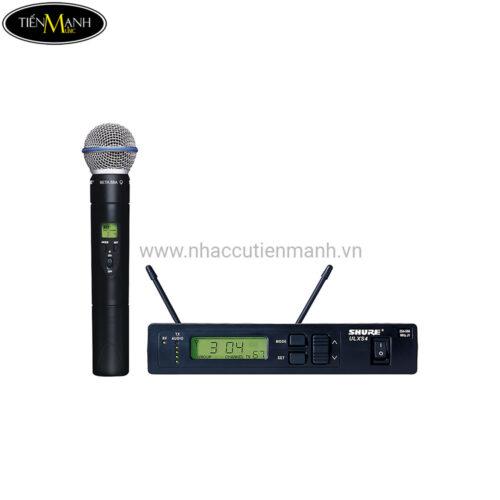 Bộ Micro không dây Shure ULXS24/BETA 87