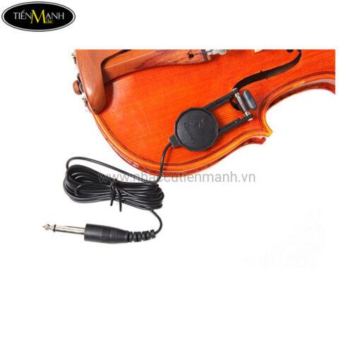 Pickup Đàn Violin Cherub WCP-60V (Bộ thu âm Violin)