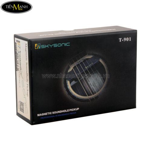 Pickup Đàn Acoustic Guitar Skysonic T-901 (Bộ thu âm Guitar)