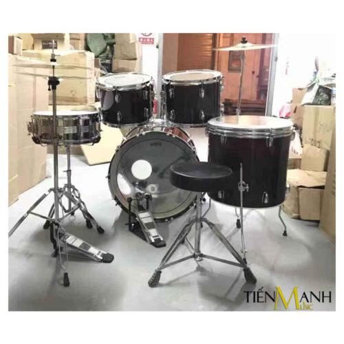Bộ Trống Dàn Cơ Germini Super Rock Jazz Drum Kit GSR-01
