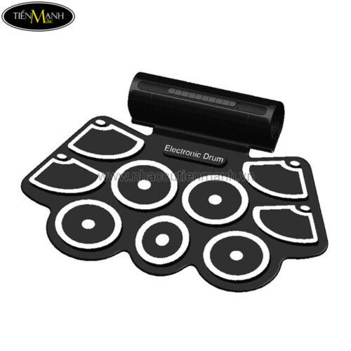 Bộ Trống điện tử Konix Portable Digital Drum MD760 (Hỗ trợ kết nối máy tính)