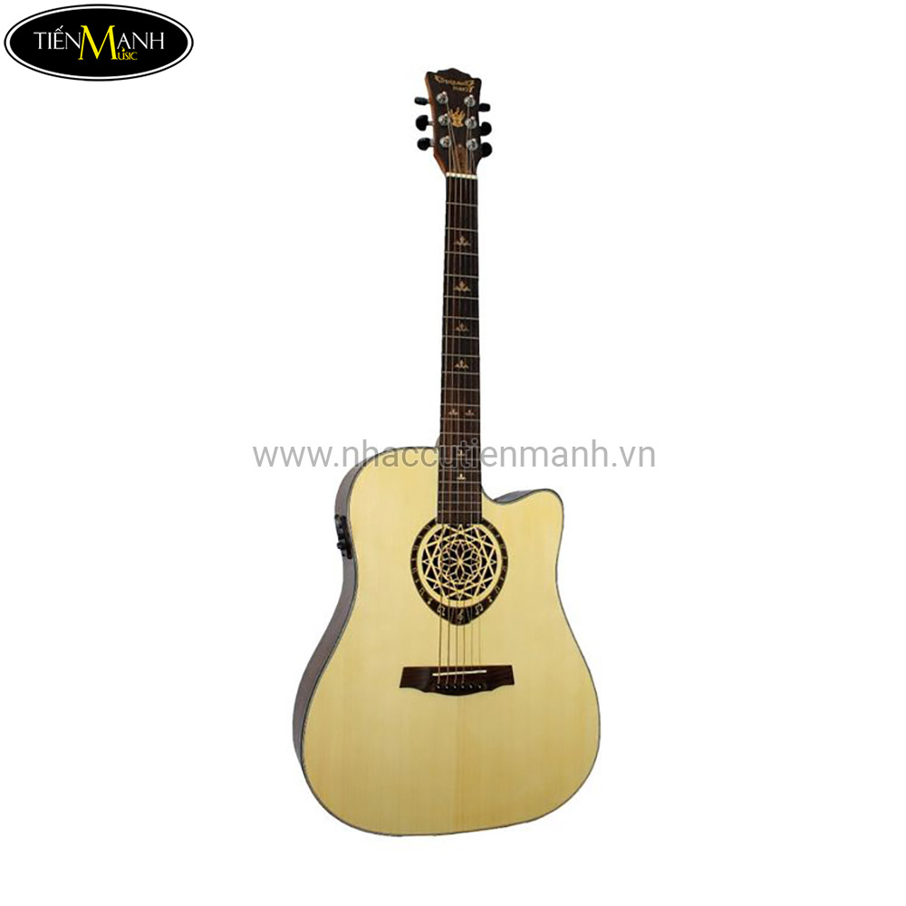 Đàn Guitar Acoustic Dream Maker 10C + (Bao)