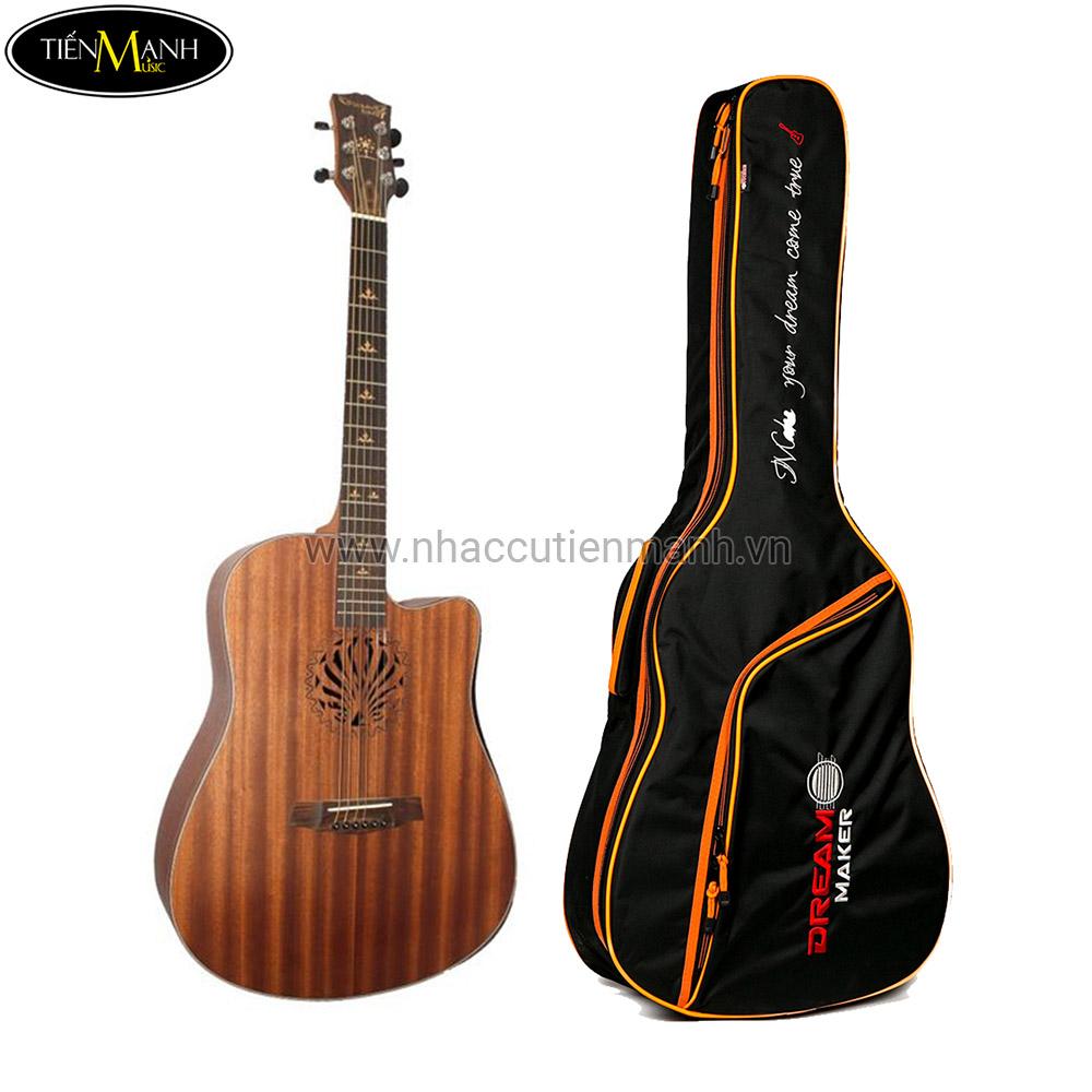 Đàn Guitar Acoustic Dream Maker DM-308 + (Bao)