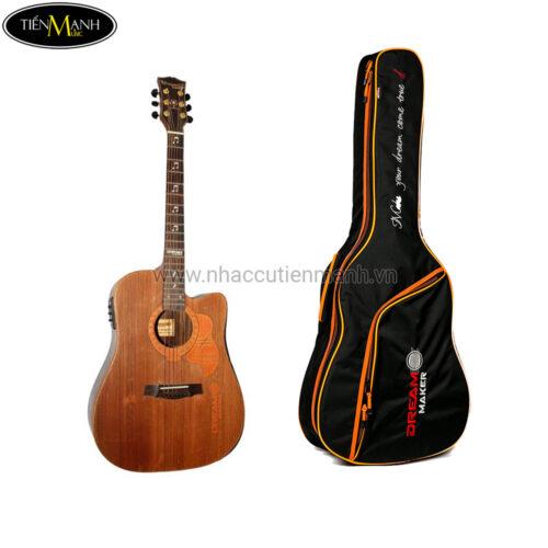 Đàn Guitar Acoustic Dream Maker DM-66 + (Bao)
