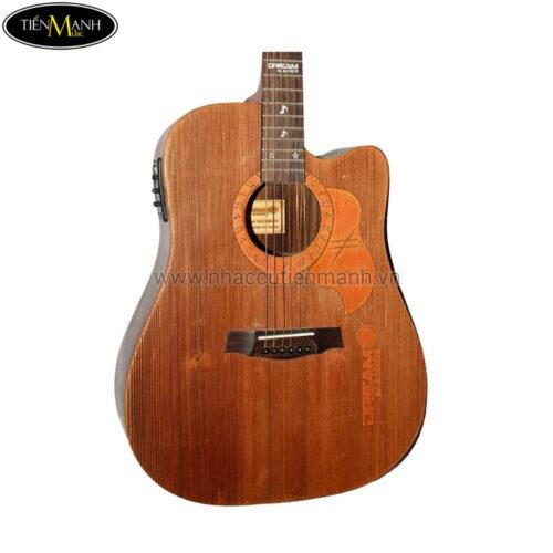 Đàn Guitar Acoustic Dream Maker DM-66 (EQ) + (Bao)