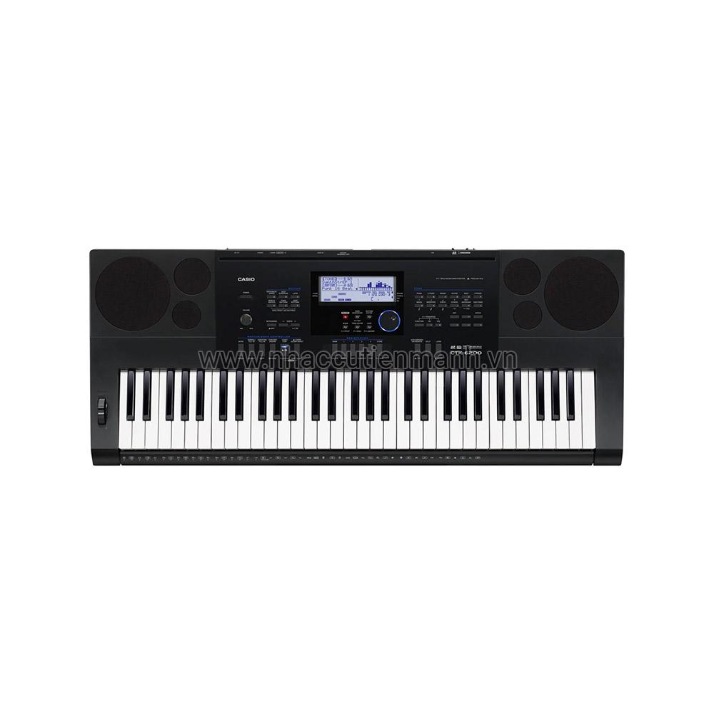 Đàn Organ Casio CTK-6200