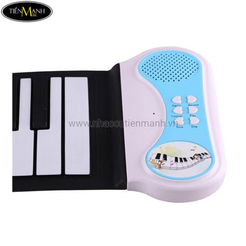 Đàn Piano 49 phím cuộn mềm dẻo Konix Flexible PN49S
