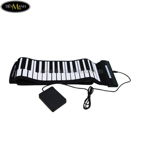 Đàn Piano 88 phím cuộn mềm dẻo Konix Flexible MD88P (Midi Keyboard Controllers)