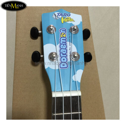 Đàn Ukulele Kaka Soprano KUS-120-BLD