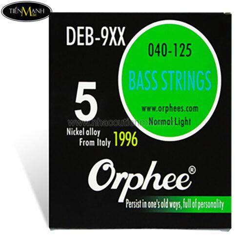 Dây đàn Bass Guitar Orphee- DEB-9X