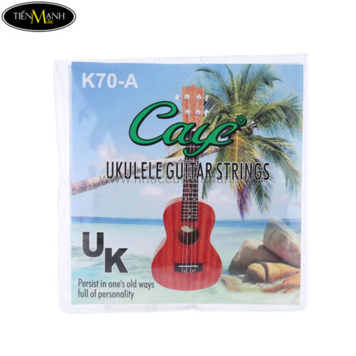 Dây đàn Caye Ukulele Guitar K70-A