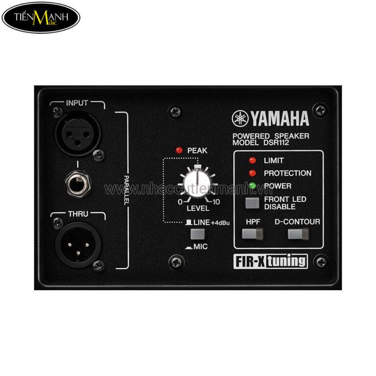 Loa Yamaha DSR115 Loa Chủ Động 2 Chiều 15