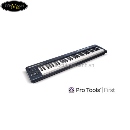 M-Audio Keystation 61-Key MIDI Controller - MK3