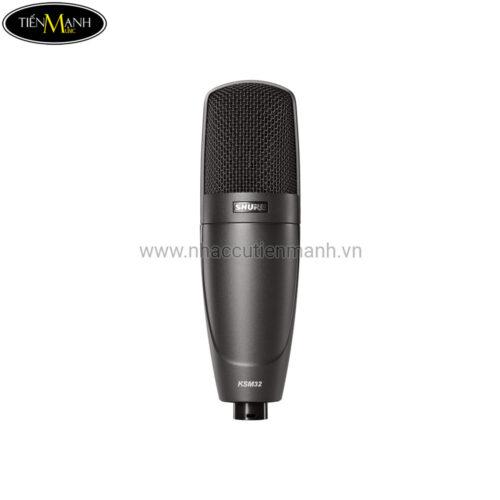 Micro cho phòng thu Shure KSM32/SL