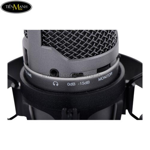 Micro cho thu âm USB Shure PG42-USB