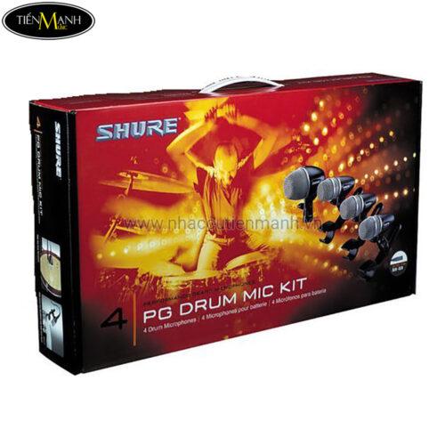 Micro Drum Shure PG DMK6