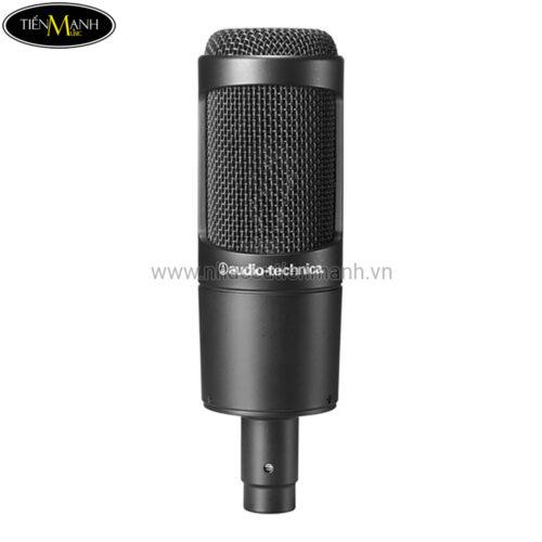 Micro thu âm có dây - cardiod condenser AT2035