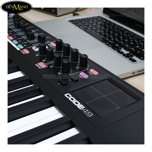 MIDI Controller M-Audio Code 49 (Đen)