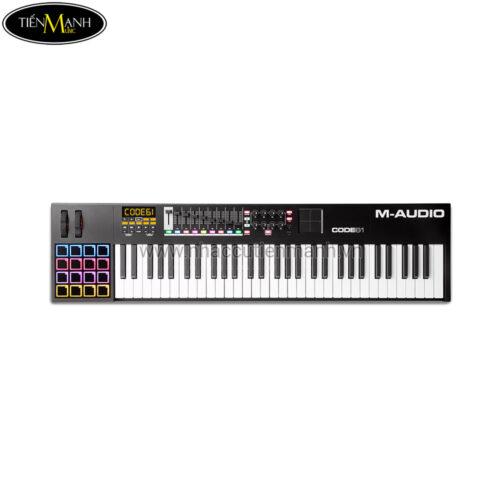 MIDI Controller M-Audio Code 61 (Đen)
