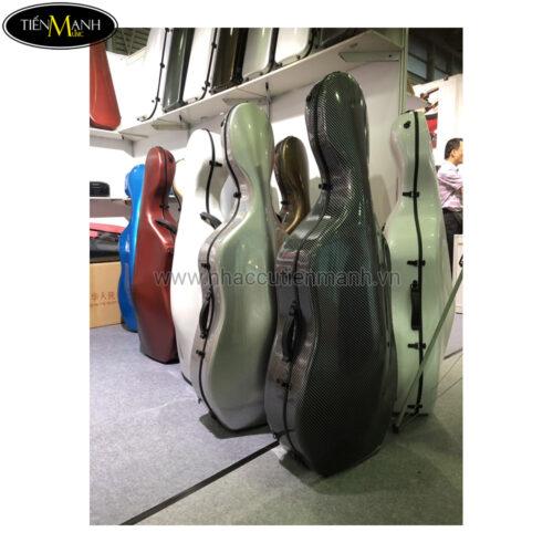 Hộp Đàn Cello Carbon TMBV-50