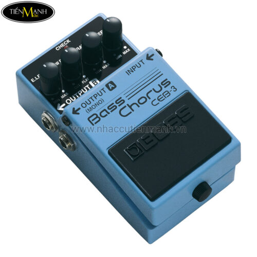 Phơ Guitar Boss CEB-3