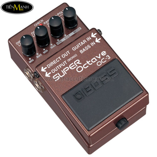 Phơ Guitar Boss OC-3