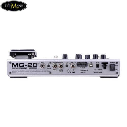 Phơ Guitar Nux MG-20