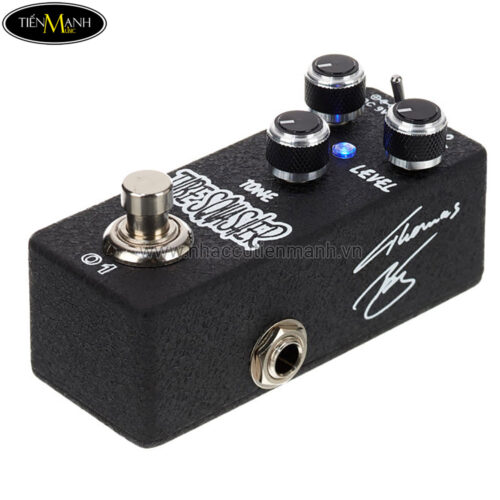 Phơ Guitar Xvive Analog Tube Squasher Overdrive O1 (Nguồn chính hãng đi kèm - Bàn đạp Fuzz Pedals Effects)