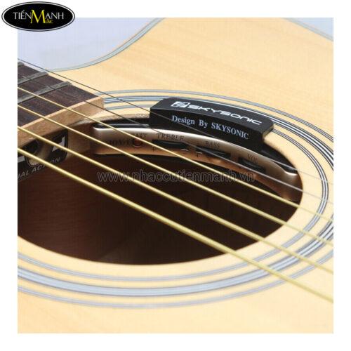 Pickup Đàn Guitar Skysonic JOY-I (Bộ thu âm Acoustic và Classic Guitar)