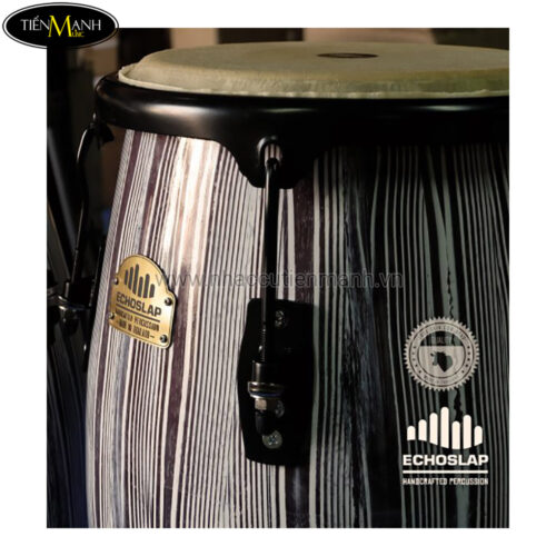 Trống Congas Echoslap CS1011-BW (BS) (Made In Thailand)