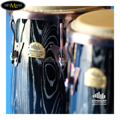Trống Congas Echoslap CS12-AS(BS) (Made In Thailand)