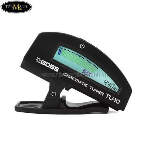 Tuner Chromatic Boss TU-10