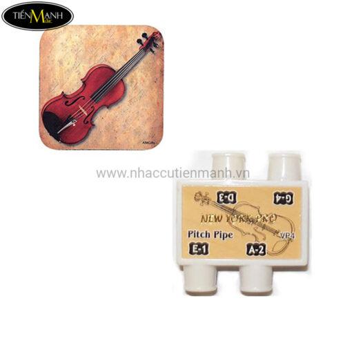 Violin Pitch Pipe - Thanh mẫu đàn Violin A002A