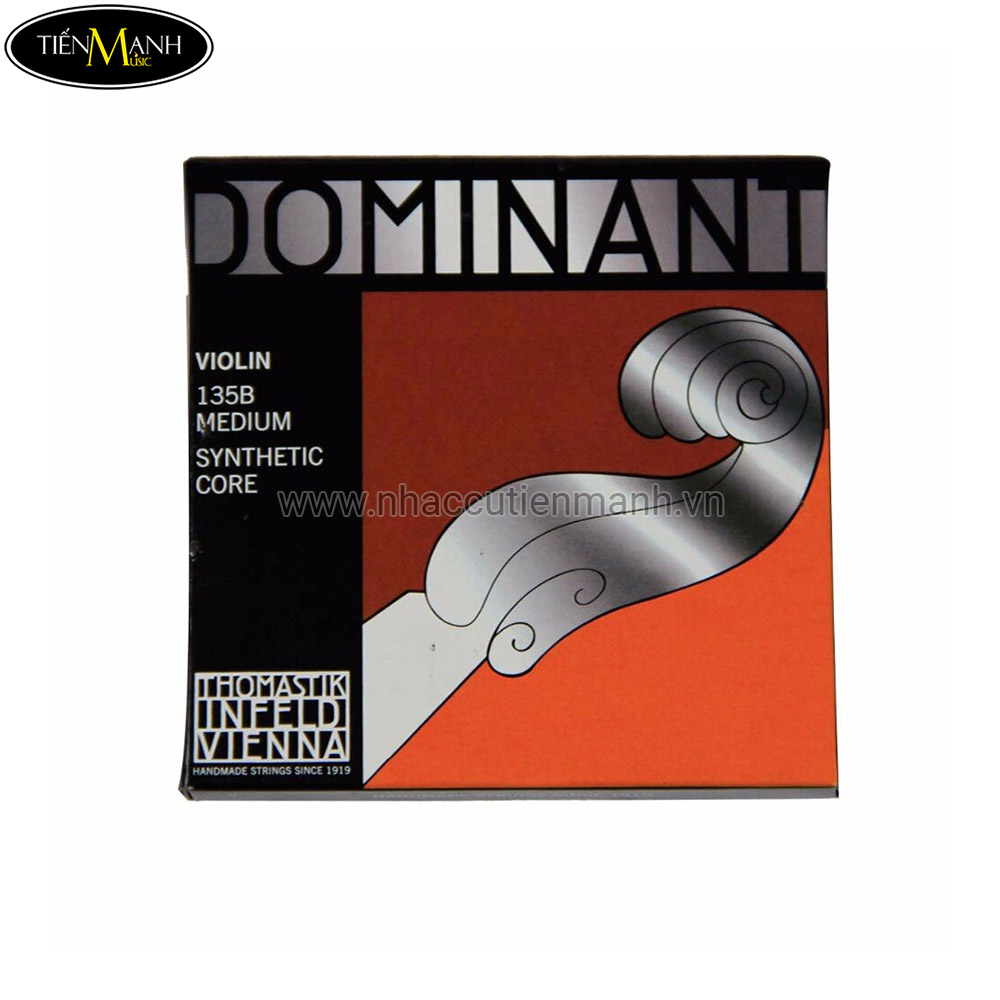 Violin Strings Thomastik-Infeld Dominant 135B