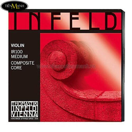 Violin Strings Thomastik-Infeld Red IR100