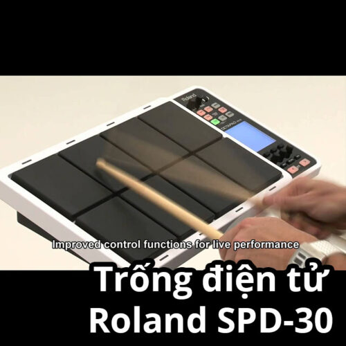 Trống điện tử Roland SPD-30