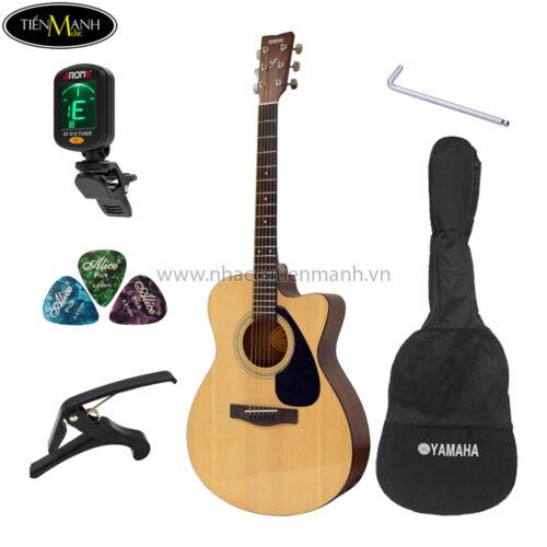 Đàn Guitar Acoustic Yamaha FS100C ( phụ kiện)