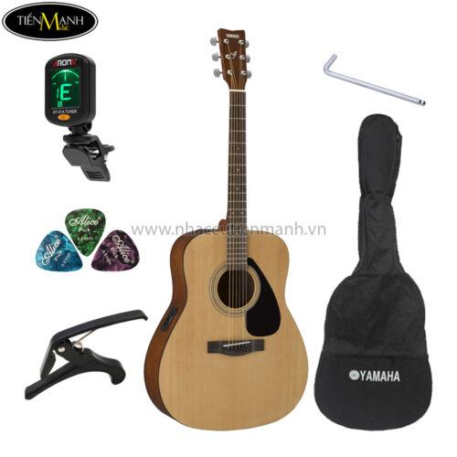 đàn guitar acoustic yamaha fx310aii khuyến mãi