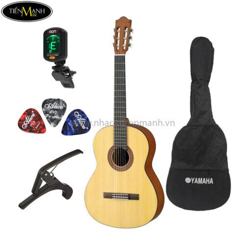 đàn guitar classic yamaha c40m khuyến mãi